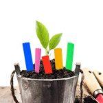 100 Pièces 100 mm Plastique étiquettes de Plantes / Marqueur de Jardin avec Marqueur Stylo, Multicolores de la marque eBoot image 4 produit