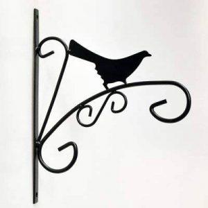 Animal sauvage Panier à suspendre support mural de Garage support pour plantes de jardin pour oiseaux de la marque Kingfisher image 0 produit