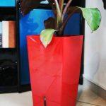 bac à fleurs carré résine TOP 1 image 1 produit