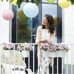 Elho Corsica Accrocher Simple Jardinière Balcon - Blanc de la marque Elho image 3 produit