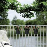 Elho Corsica Accrocher Simple Jardinière Balcon - Cerise de la marque Elho image 2 produit