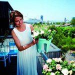 Elho Corsica Flower Bridge Jardinière Balcon 60cm - Menthe de la marque Elho image 4 produit