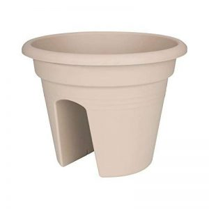 Elho Green Basics Balconnière Grainy Sand 29,3 x 29,3 x 22,6 cm de la marque Elho image 0 produit
