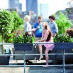Elho Loft Urban Balconnière All-in-One Jardinière Balcon 50cm - Anthracite de la marque Elho image 2 produit