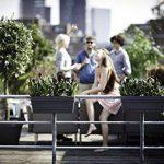 Elho Loft Urban Balconnière All-in-One Jardinière Balcon 50cm - Anthracite de la marque Elho image 4 produit