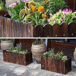 étagère à fleurs en bois TOP 12 image 3 produit