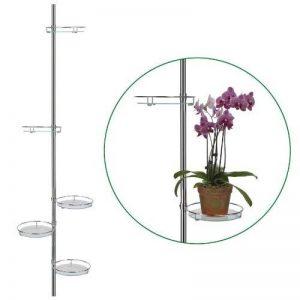 etagère télescopique plante TOP 1 image 0 produit