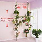 etagère télescopique plante TOP 5 image 4 produit