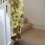 fleur en bois TOP 1 image 1 produit
