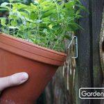 GardenMate® 12x Supports pour pots de fleurs en acier inoxydable de la marque GardenMate® image 1 produit