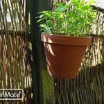 GardenMate® 12x Supports pour pots de fleurs en acier inoxydable de la marque GardenMate® image 2 produit