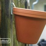 GardenMate® 12x Supports pour pots de fleurs en acier inoxydable de la marque GardenMate® image 3 produit