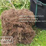GardenMate® 5x Sacs Jardinière à plantes en tissu non tissé 30L - BLACKLINE de la marque GardenMate® image 3 produit