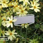 GardenMate® Banner Lot de 25 marque plantes en acier galvanisé métal zinc de la marque GardenMate® image 2 produit