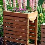 grand bac en bois pour plante TOP 7 image 3 produit