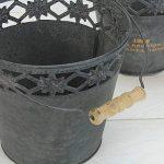 grand pot de fleur en zinc TOP 10 image 1 produit