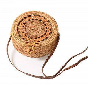 HopeEye Femmes Tendances de la mode Bambou/Vigne Sacs à main Femme de la marque HopeEye image 0 produit