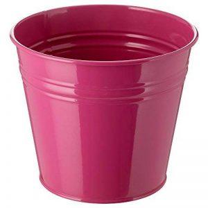 IkeaSOCKER Cache-pot, intérieur/extérieur, rose 15 cm de la marque Ikea image 0 produit
