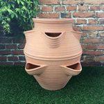 Multi Utilisation Pot de jardin en terre cuite effet  Idéal pour plantes aromatiques Fraise et plantes de la marque Victorian Garden & Lighting Company image 2 produit