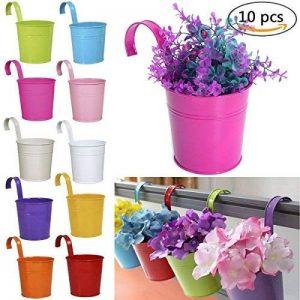 pot de fleur avec accroche TOP 5 image 0 produit