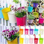 pot de fleur avec accroche TOP 7 image 2 produit