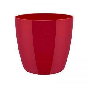 pot de fleur intérieur rouge TOP 1 image 0 produit