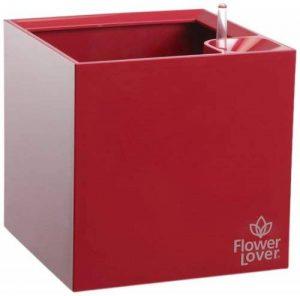 pot de fleur intérieur rouge TOP 2 image 0 produit