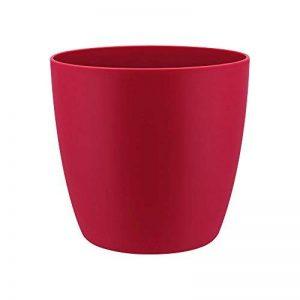pot de fleur intérieur rouge TOP 4 image 0 produit