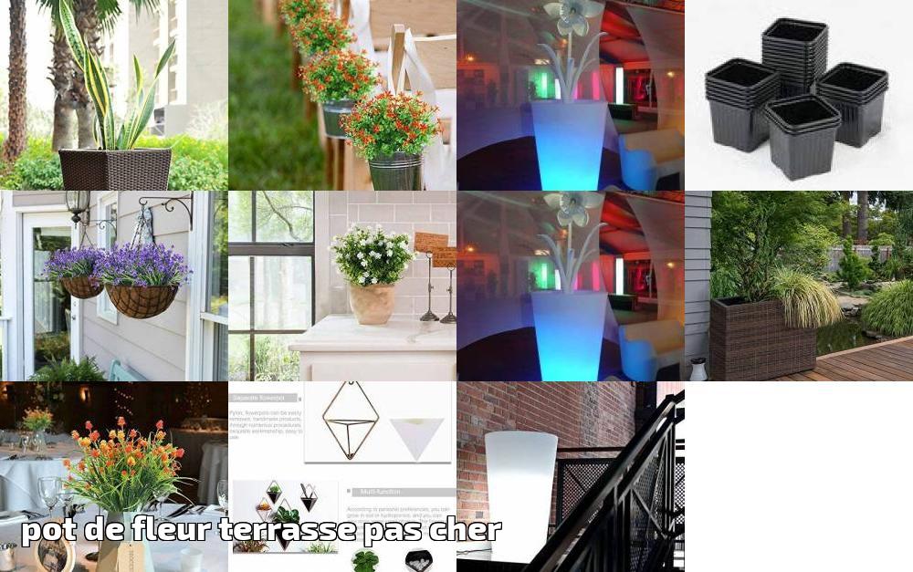 Pot De Fleur Terrasse Notre Comparatif Pour 2019