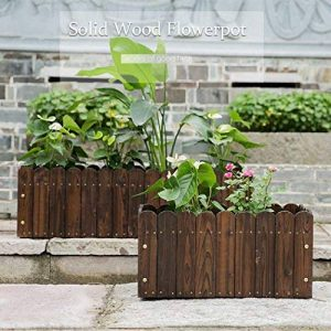 pot en bois extérieur TOP 10 image 0 produit