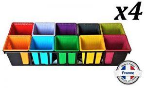 pot en plastique de couleur TOP 8 image 0 produit