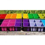 pot en plastique de couleur TOP 8 image 1 produit
