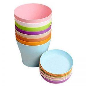 pot en plastique de couleur TOP 9 image 0 produit