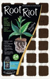 Root riot x 24 - bouturage- germination - Growth technology - Prrr24 de la marque Growth Technology image 0 produit