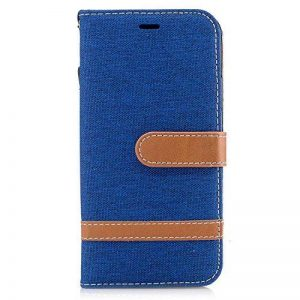 Samsung Galaxy Coque Wallet Card Holder avec béquille Coque fin pour Samsung Galaxy [avec film de protection d'écran en verre trempé] de la marque AmberMa image 0 produit