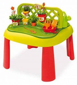 Smoby 840100 - Jeu Plein Air - Table de Jardinage 2 en 1 - + 13 Accessoires Inclus de la marque Smoby image 0 produit