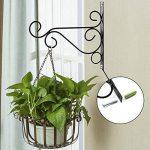 support mural plante TOP 12 image 3 produit