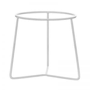 Support pour pot de fleurs, Bloomingville, Blanc, Pièce du lot de la marque Bloomingville image 0 produit