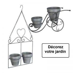 suspension jardinière fer forge TOP 4 image 0 produit