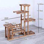 étagère à fleurs en bois TOP 5 image 2 produit
