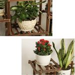 étagère à fleurs en bois TOP 9 image 3 produit