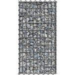 TecTake Gabion panier à pierres | Largeur des mailles 5 x 10 cm | diverses tailles au choix (100x30x50 cm | Nr. 402780) de la marque TecTake image 1 produit