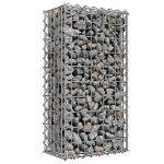 TecTake Gabion panier à pierres | Largeur des mailles 5 x 10 cm | diverses tailles au choix (100x30x50 cm | Nr. 402780) de la marque TecTake image 4 produit