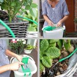 Ultranatura Dispositif d'arrosage automatique des plantes d'intérieur en cas d'absence de la marque Ultranatura image 2 produit